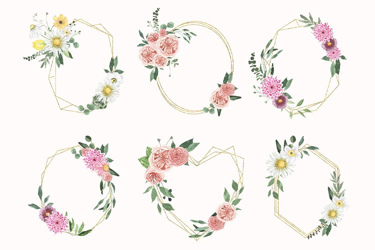 Summer Floral Fields collection example image 15