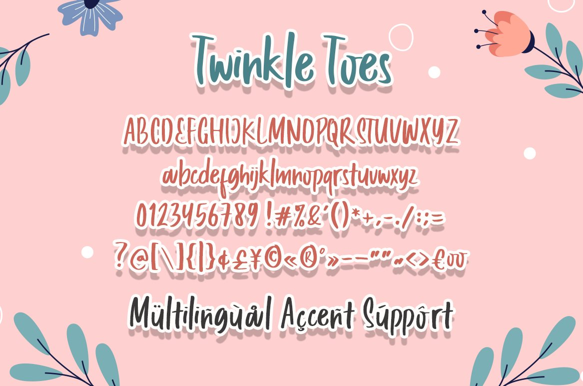 Twinkle Toes example image 6