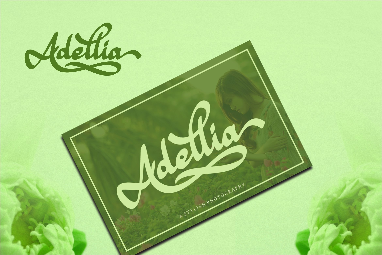 Hellena - Stylish & Modern Script Font example image 3