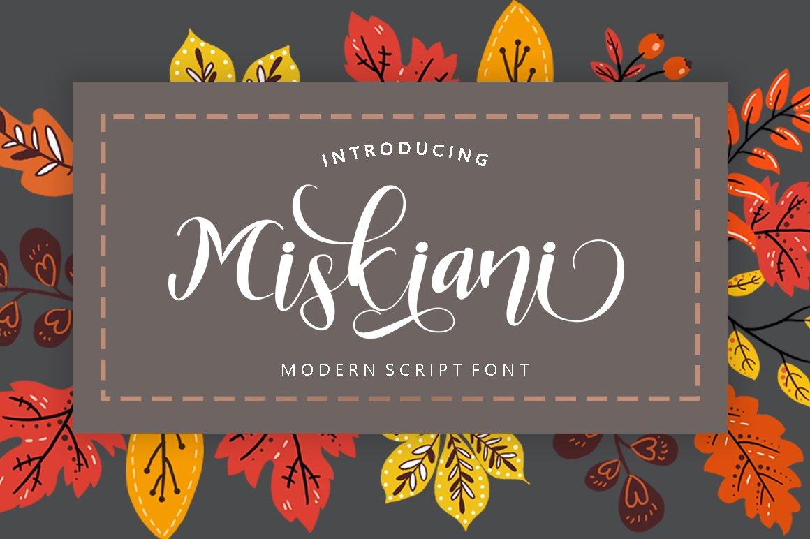 Beauty Font Bundles example image 16