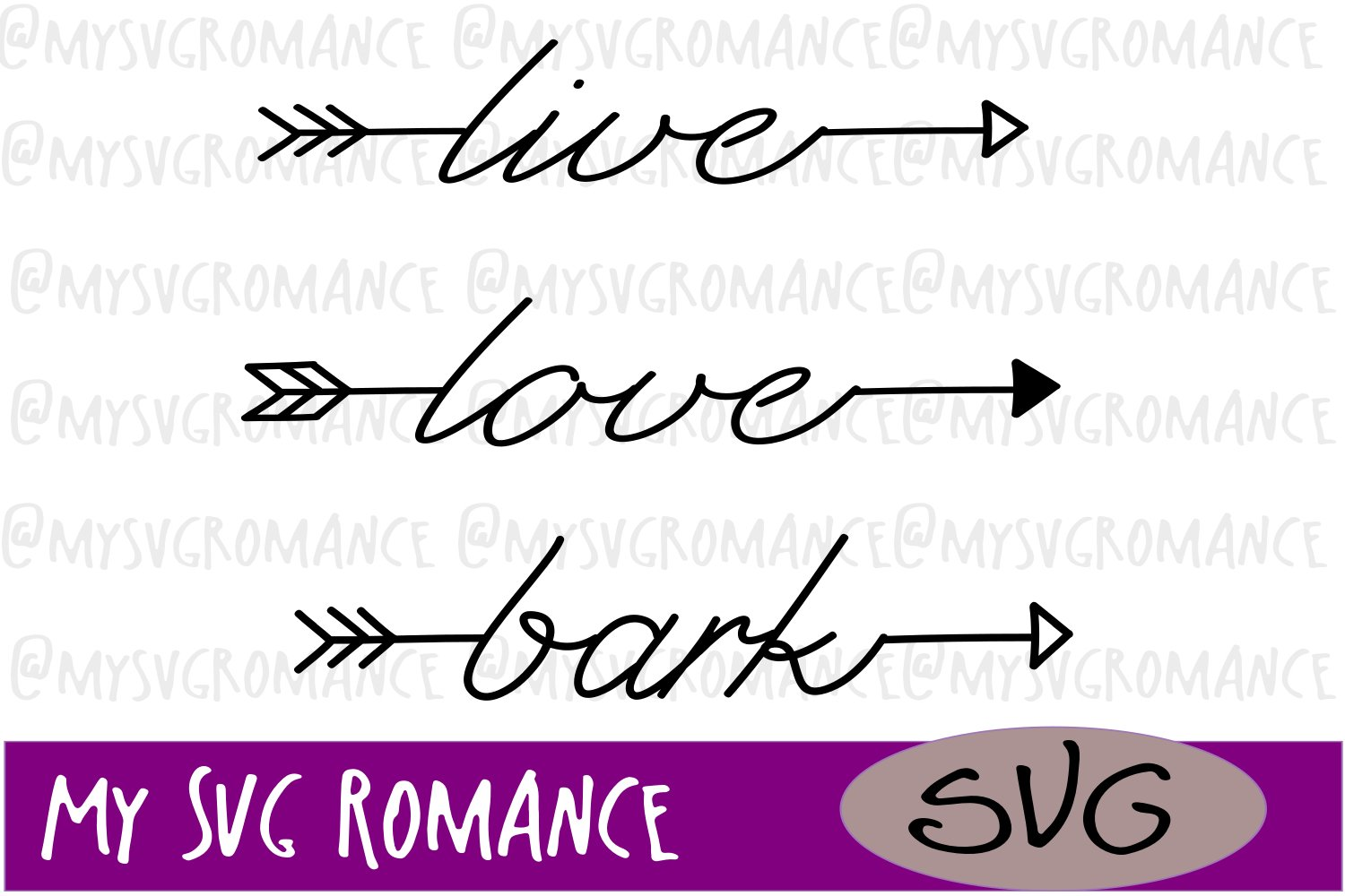 694+ Live Love Bark Svg Download Free