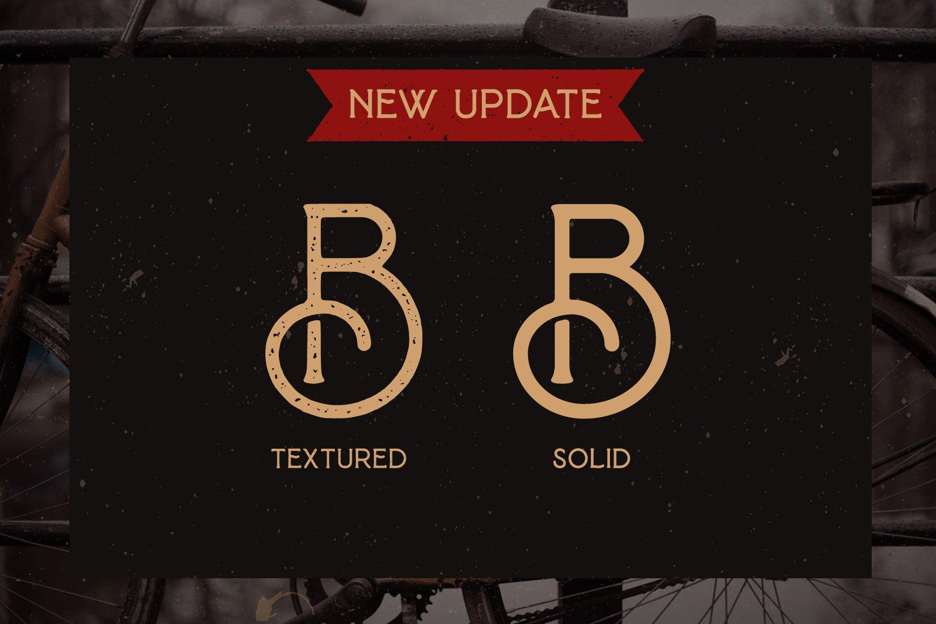 Baroneys - Vintage Typeface example image 2