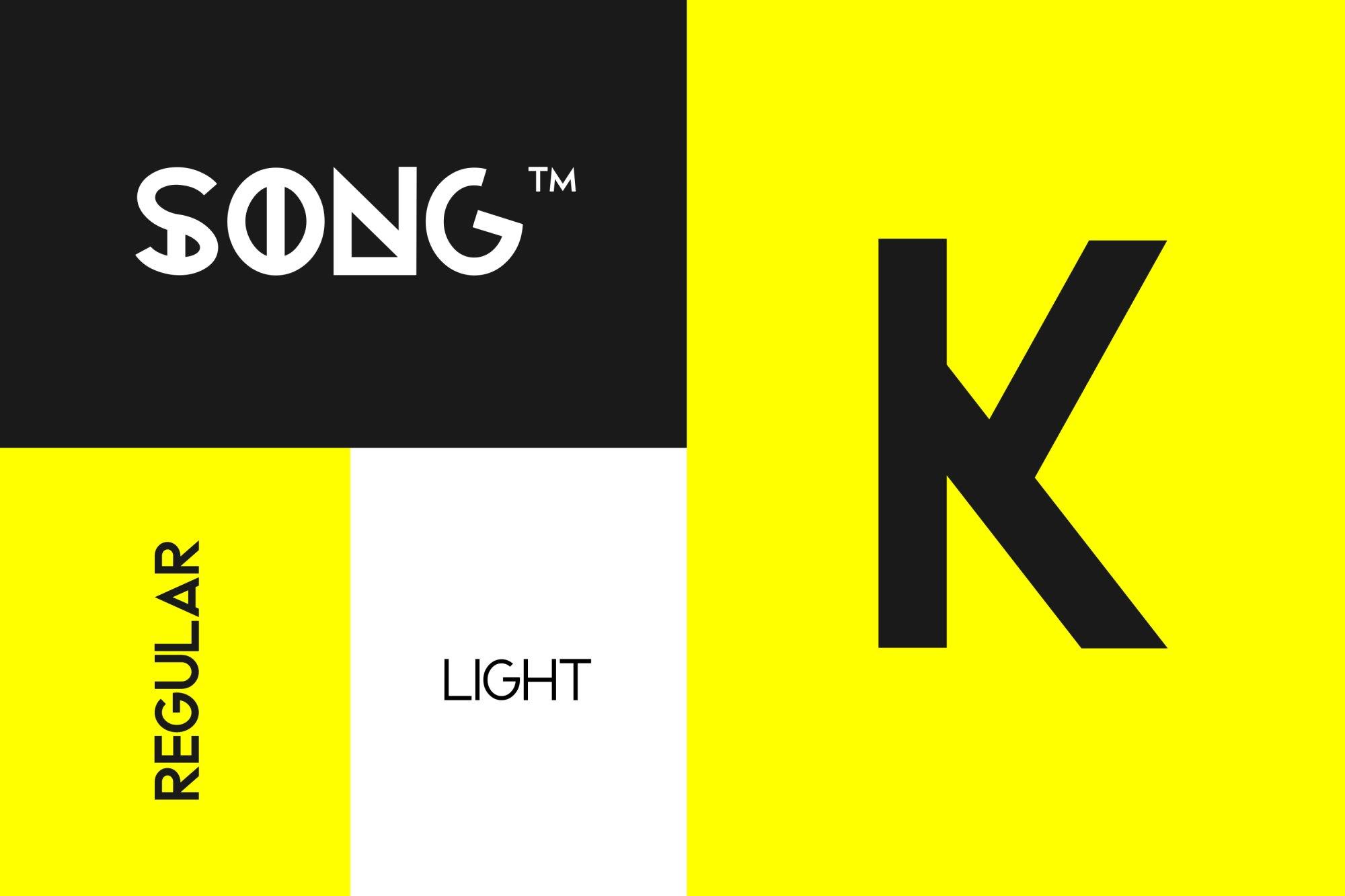 Bigboz Typeface Font example image 2