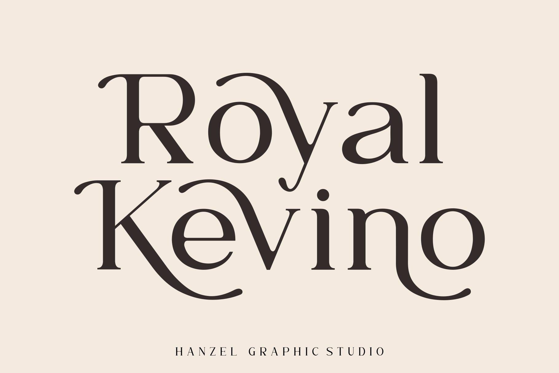 Royal Kevino example image 1