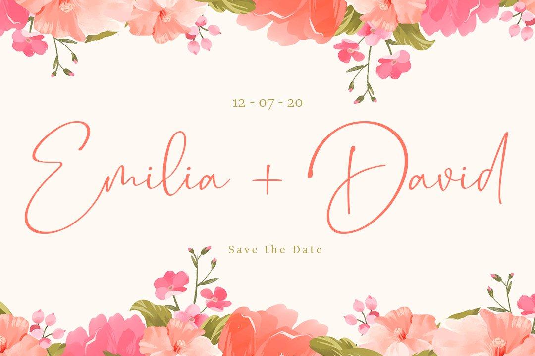 Dashinta - Lovely Handwritten Font example image 7