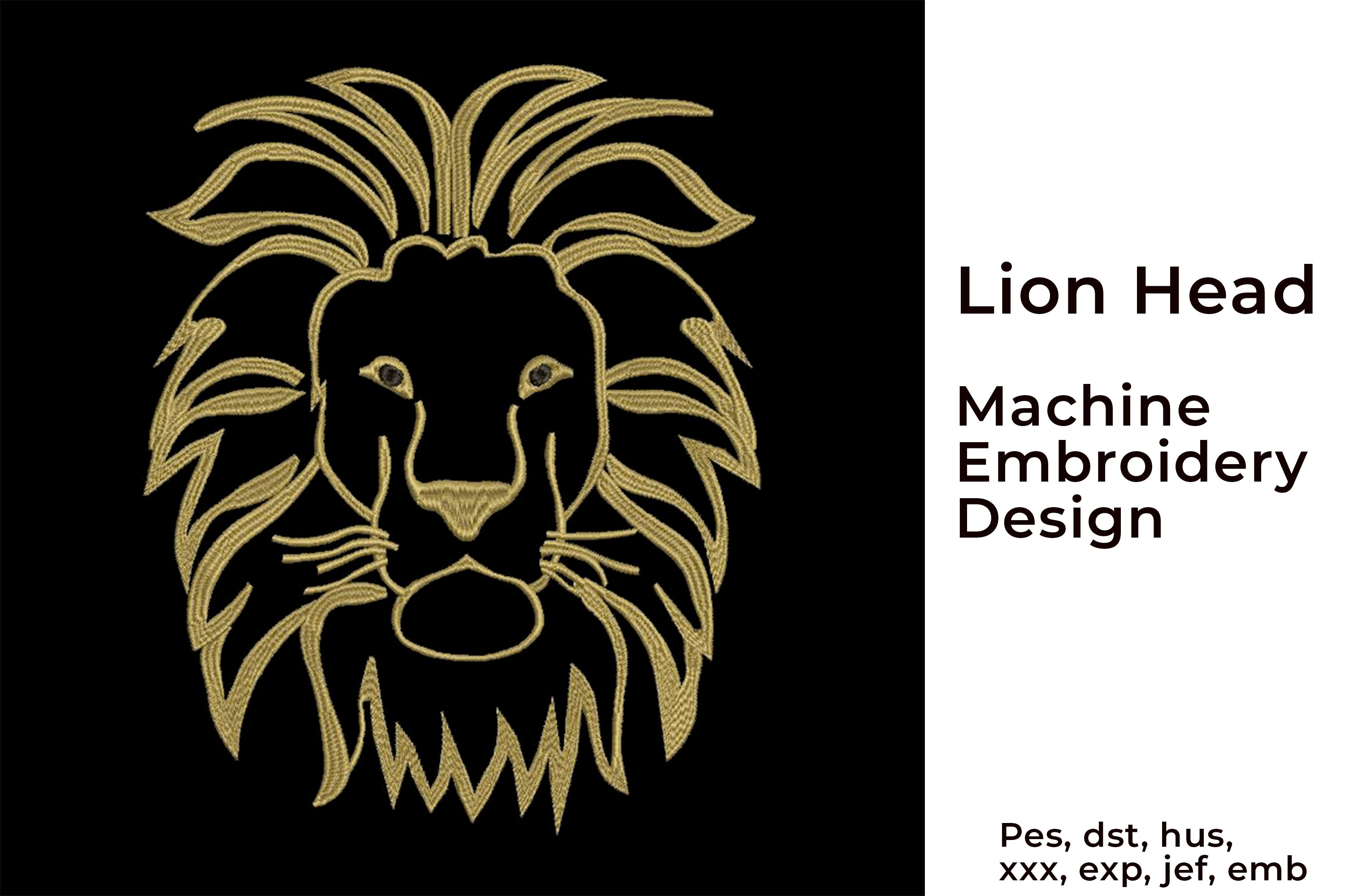 Lion Head Machine Embroidery Design Lion Face Outline Emb 865543 Designs Design Bundles Lion outline drawing barca fontanacountryinn com, lion face outline drawing collection of 25 outline lion head , entry 60 by dashlash2411 for lion drawing outline freelancer. lion head machine embroidery design lion face outline emb