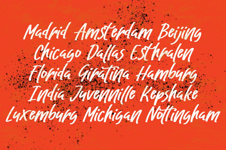 Goutton - Stylized Sans Font example image 7