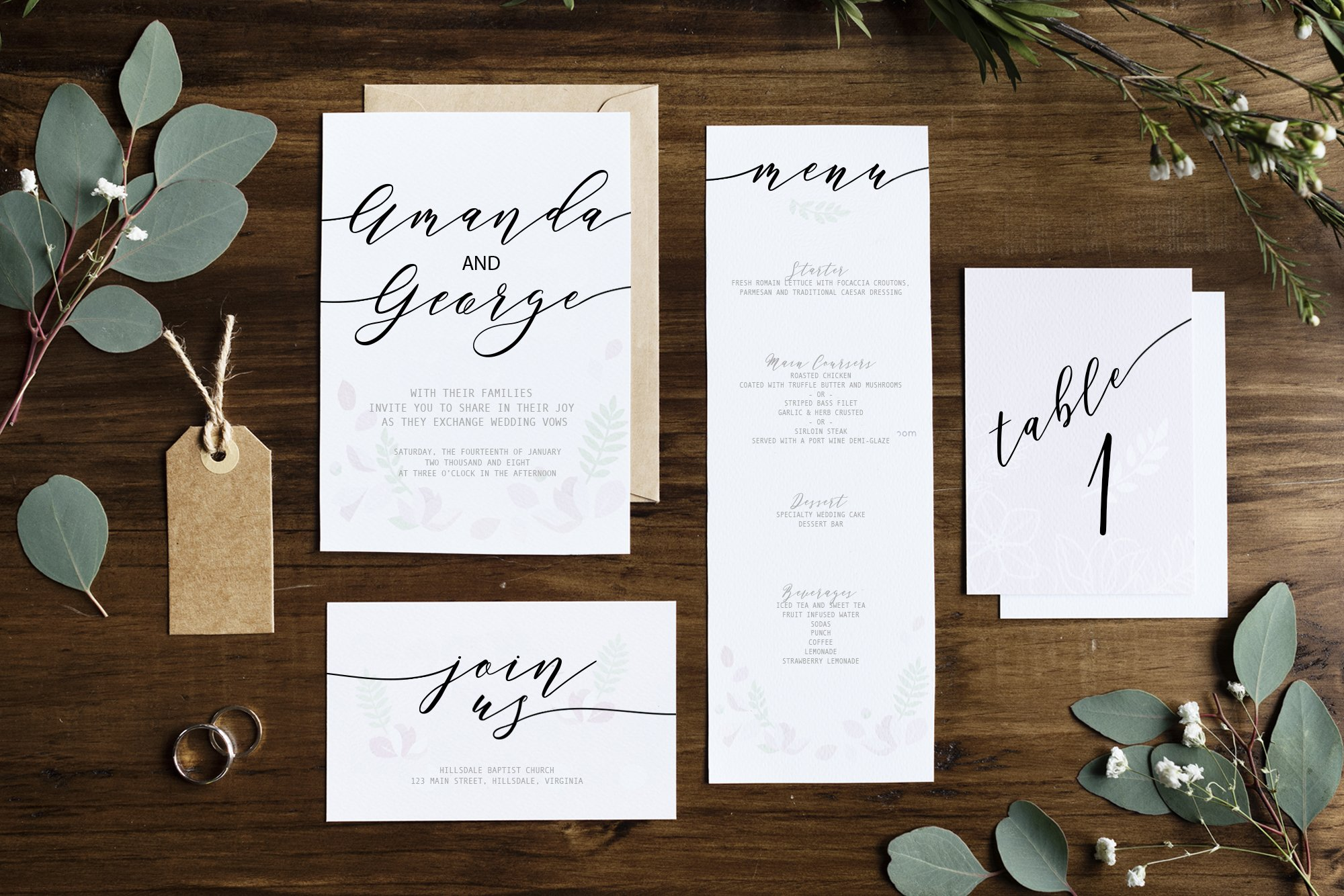Perfect Charm - Elegant Font Script example image 5