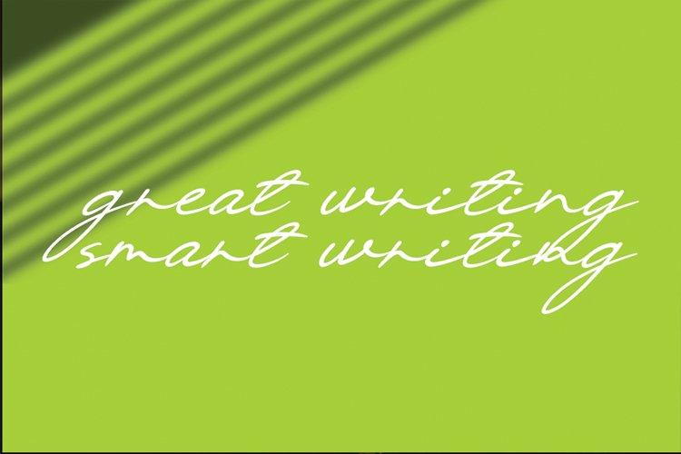 Binomo signature example image 3