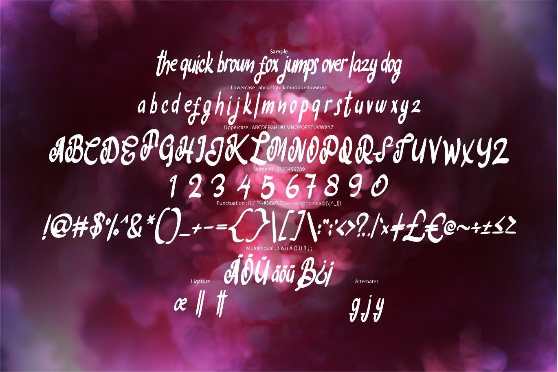 Callgios | Modern Unix Font example image 6