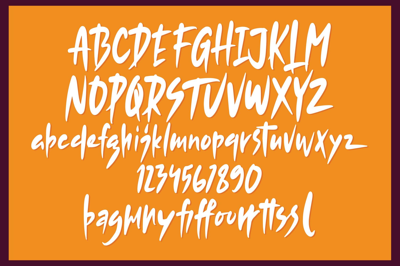 Ajaro - Sweet Halloween Font example image 6