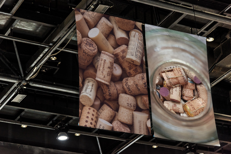 Set of 11 Wine Cork photo texture backgrounds example image 11