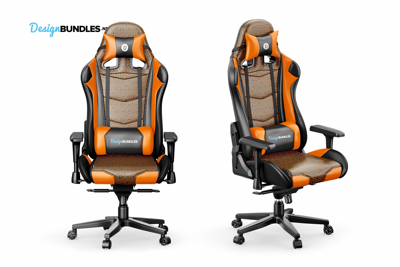 Gaming Chair Mockups example image 9