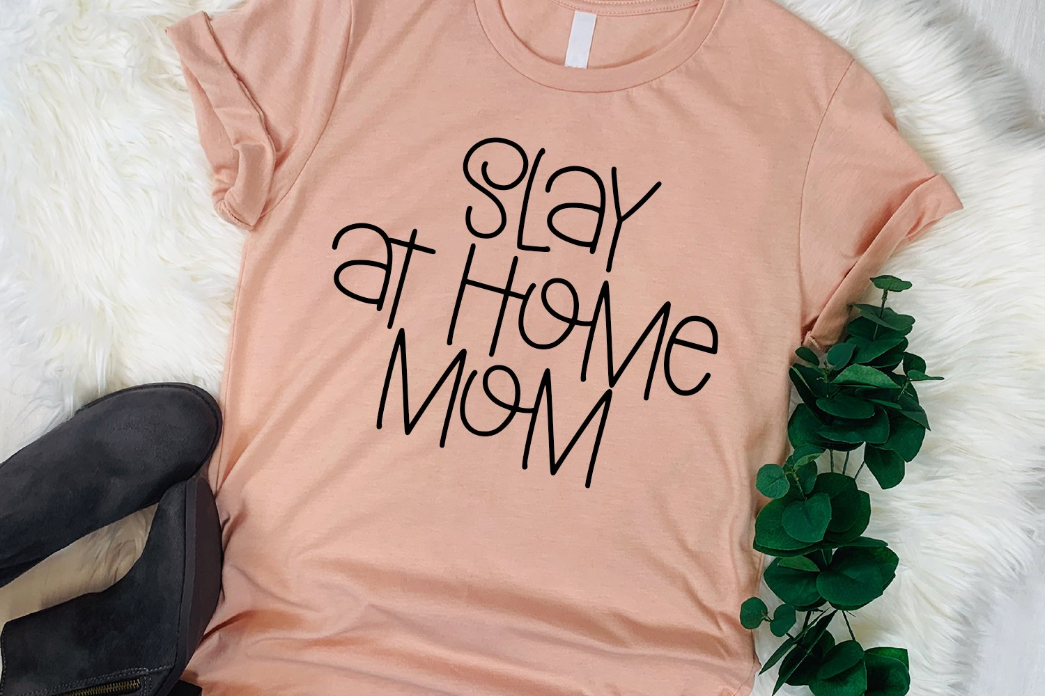 Mother's Day - A Silly Hand-Lettered Font example image 3