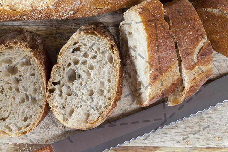 Slices bread example image 1