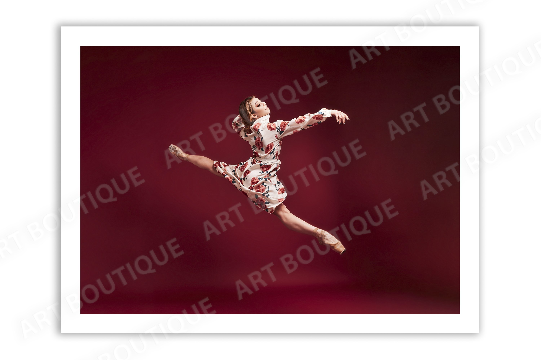Ballet photo, Ballerina photo, dancer photo example image 1