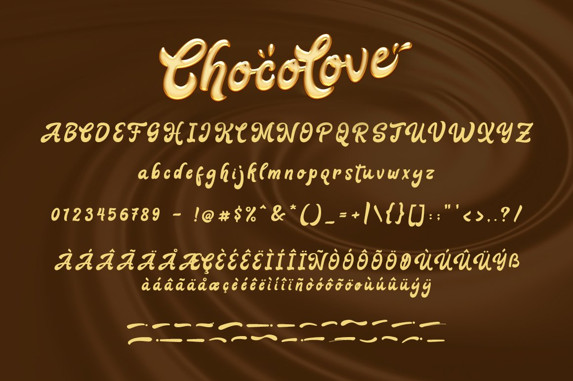 ChocoLove Script example image 7