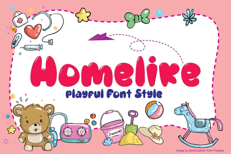 Homelike example image 1