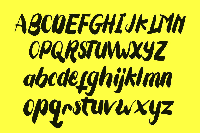 Tuesday Spirit Ethnic Font example image 9