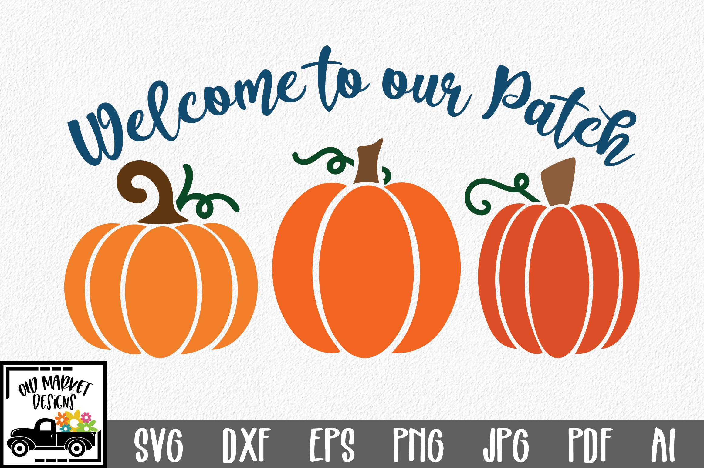 47+ Pumpkin – Welcome Sign – Svg File Crafter Files