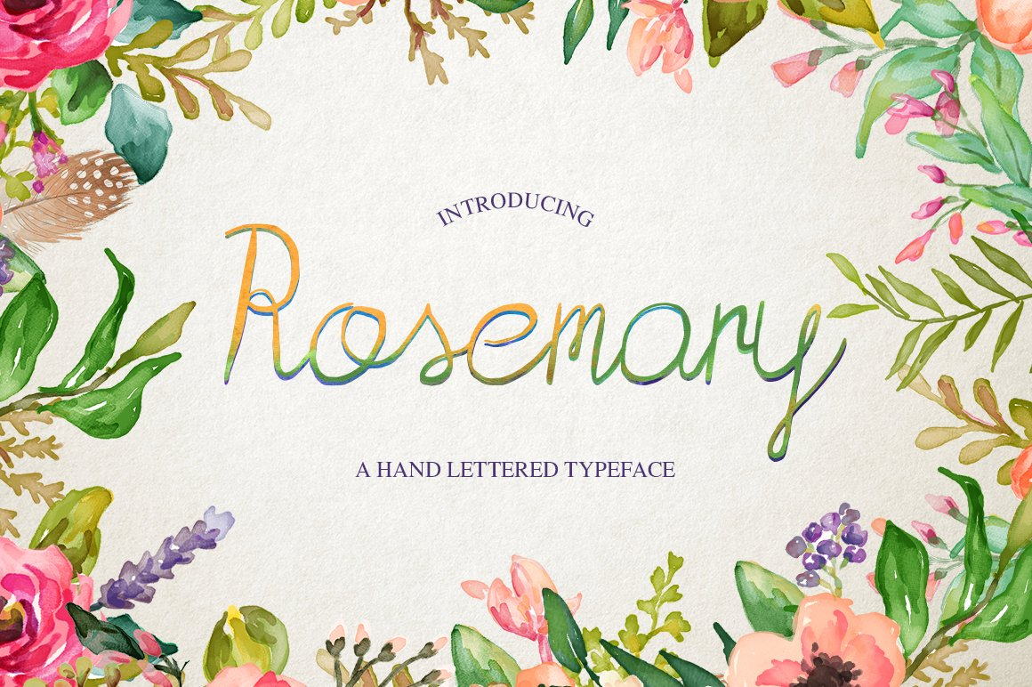 47 IN 1 FONT BUNDLE example image 28