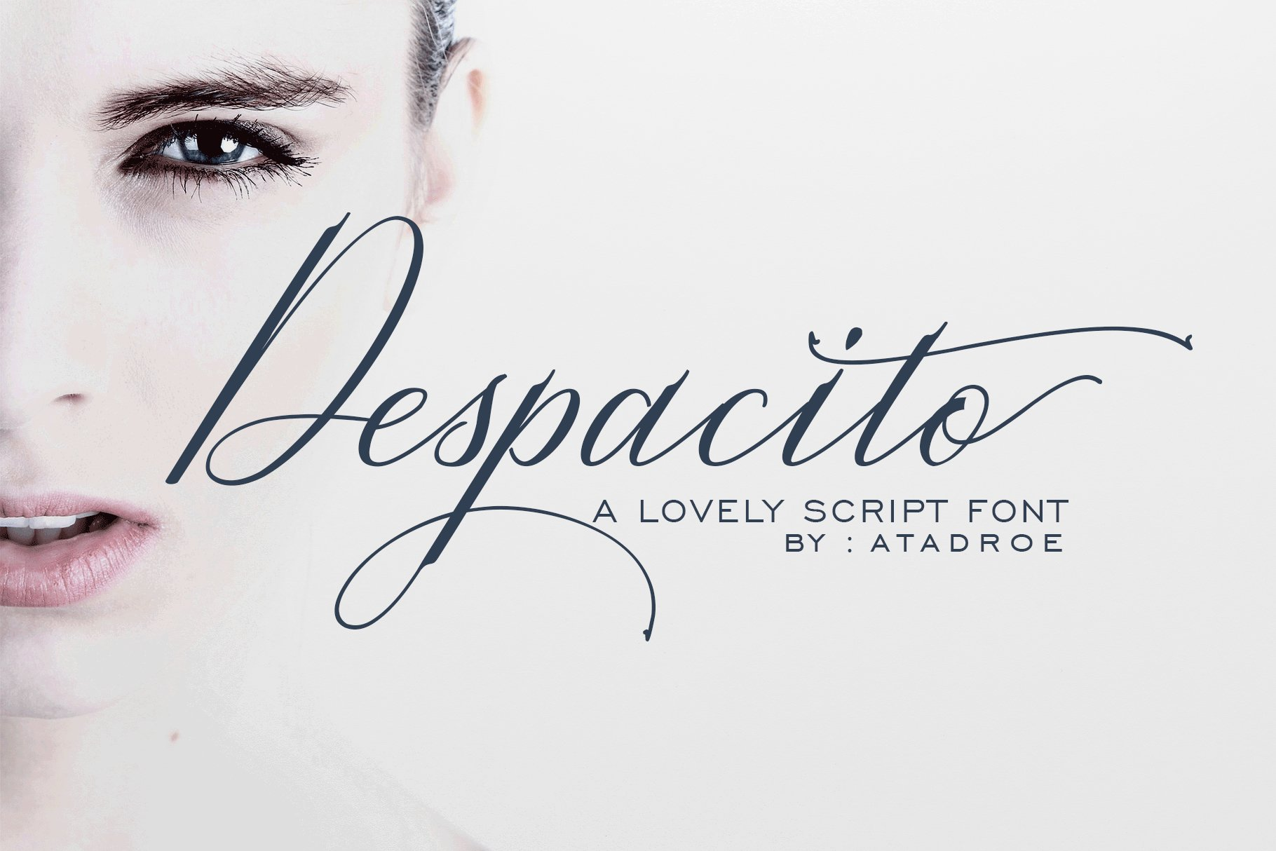 12 graceful charming fonts example image 13