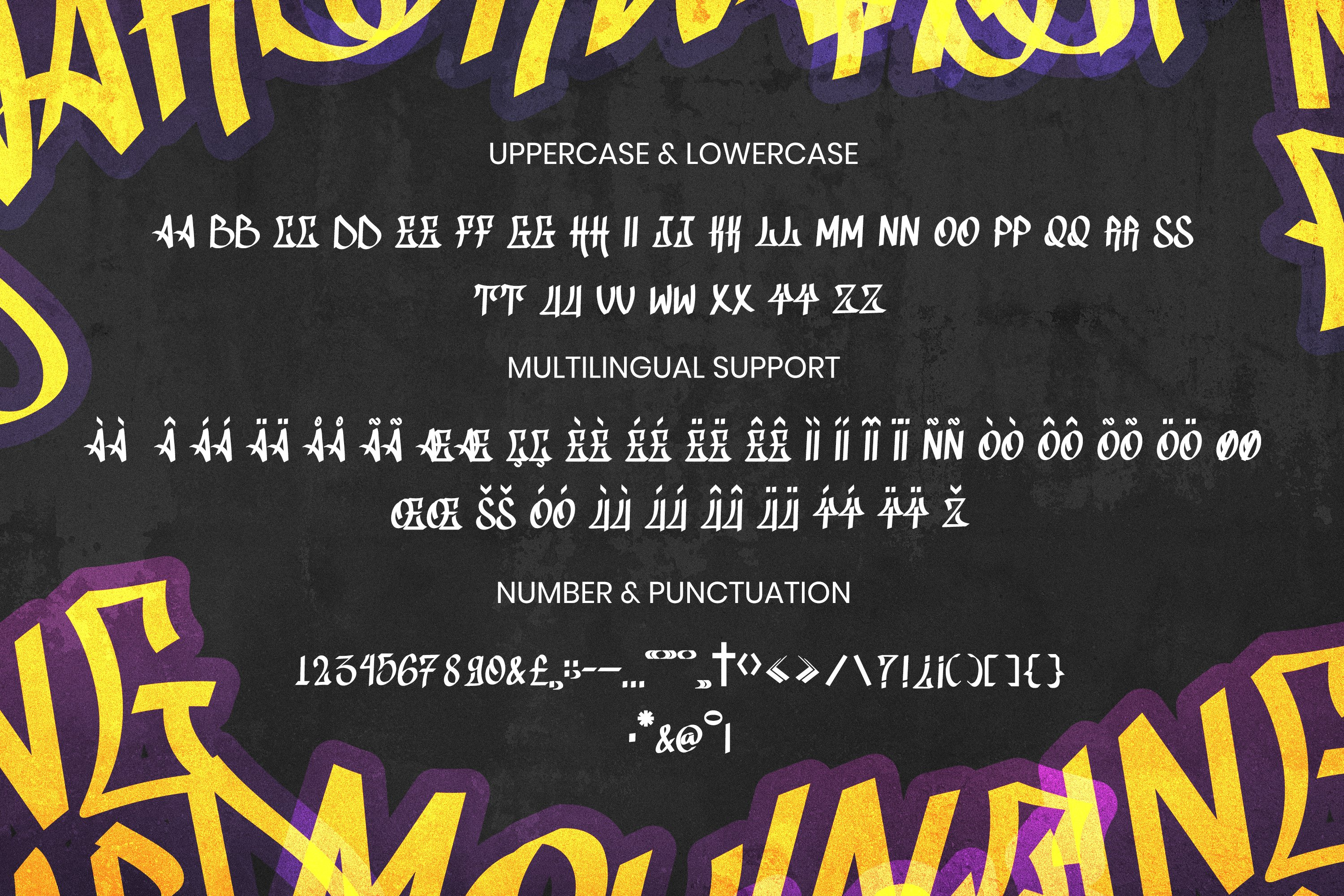 CROWN Font example image 5