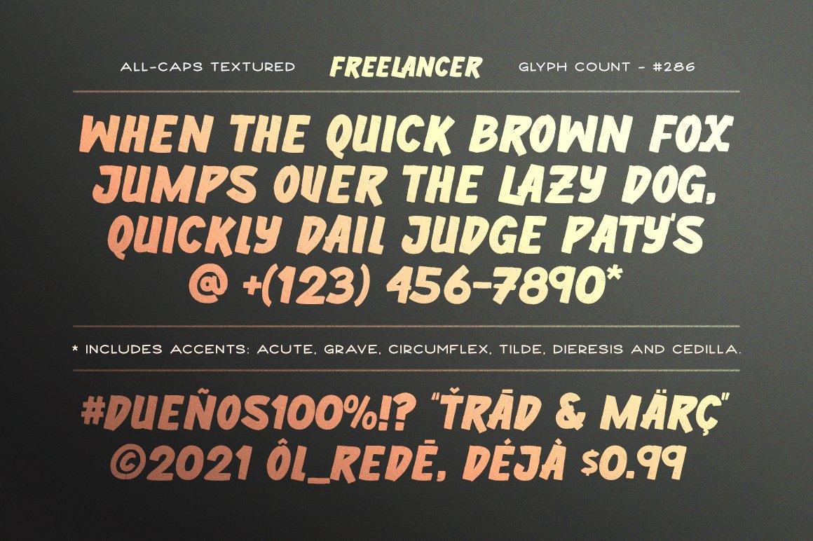 Freelancer Display example image 2