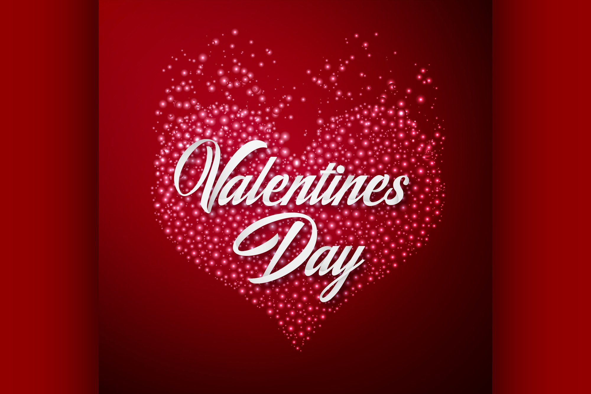 Valentines Day Background example image 1