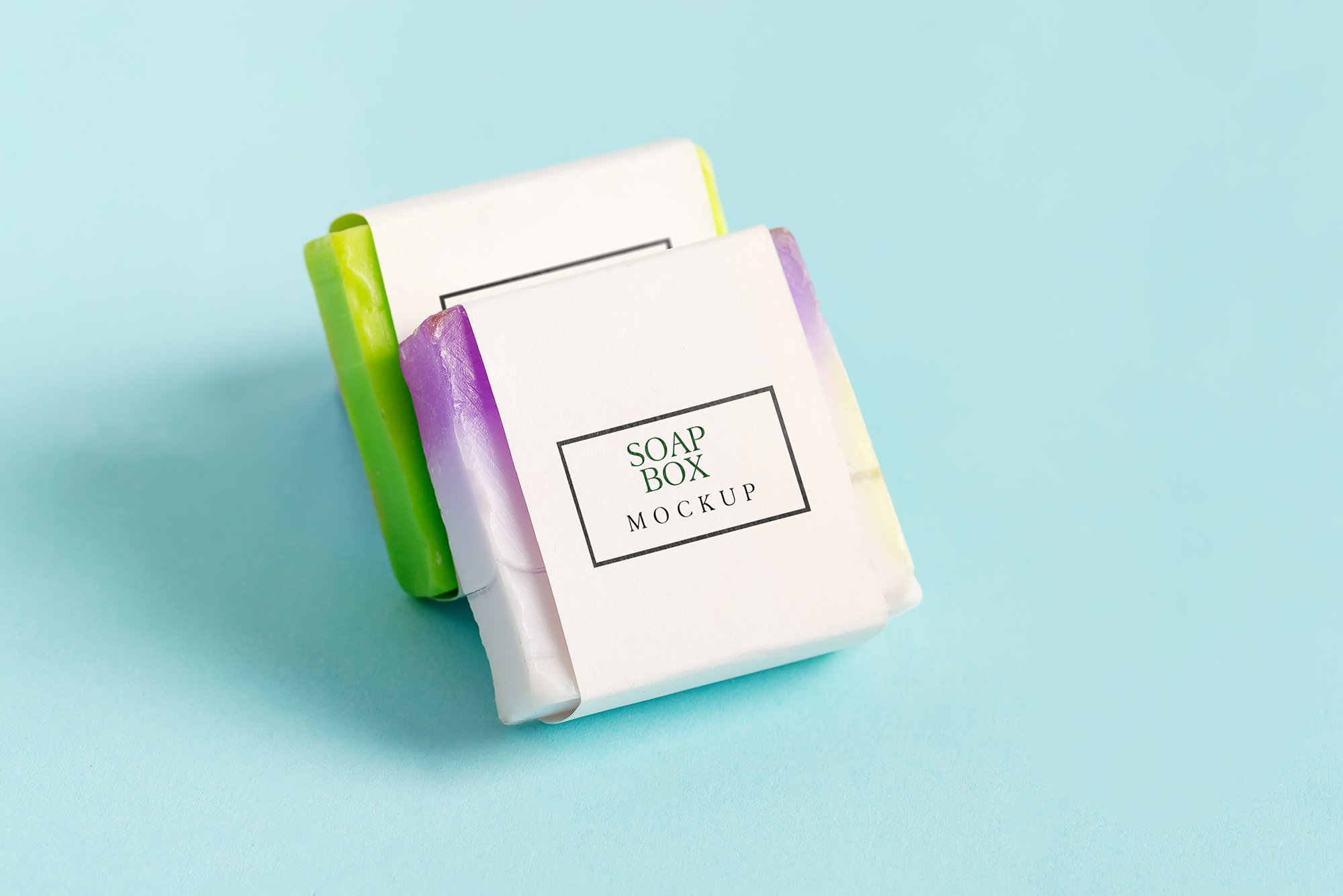 Soap Bar Mockup Bundle example image 2