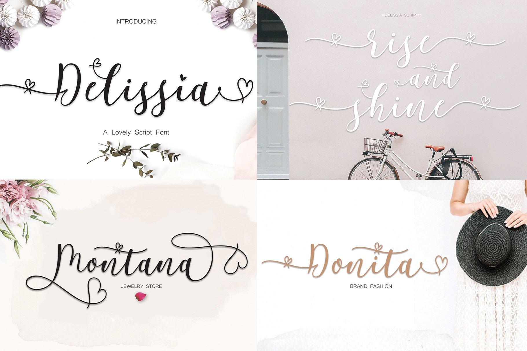 Best Of 2020 Font Bundle example image 5