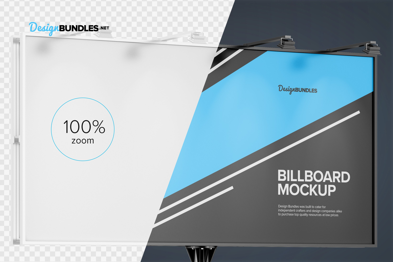 Billboard Mockups example image 4