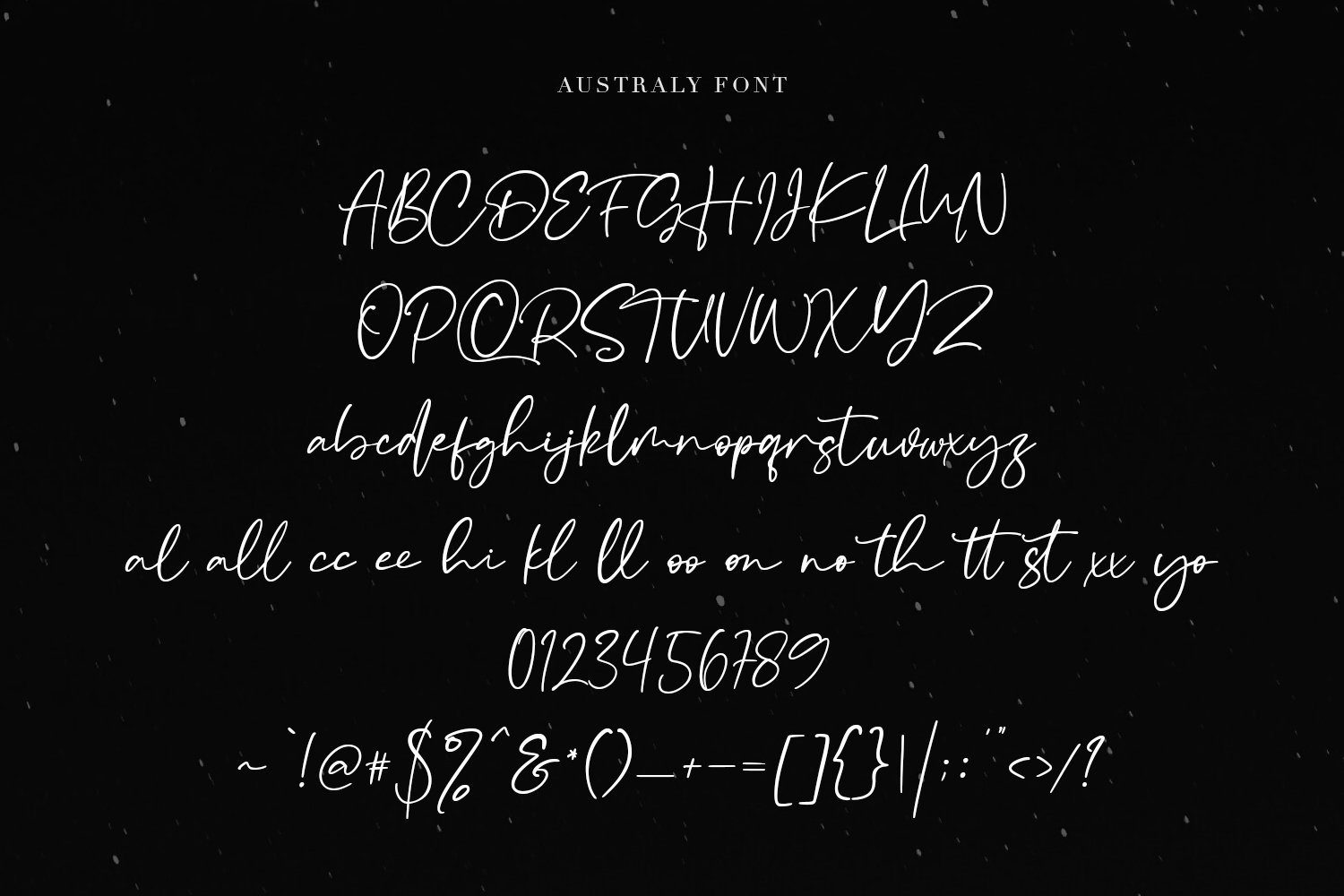 Australy Font example image 6