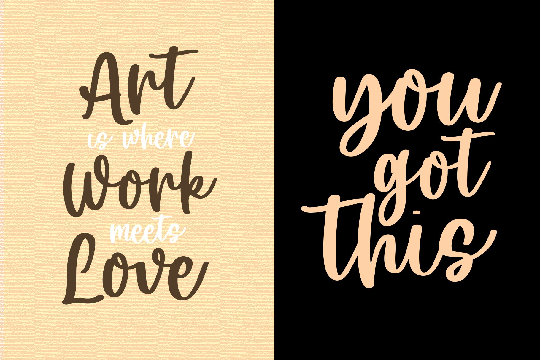 Artsy - Handwritten Font example image 4