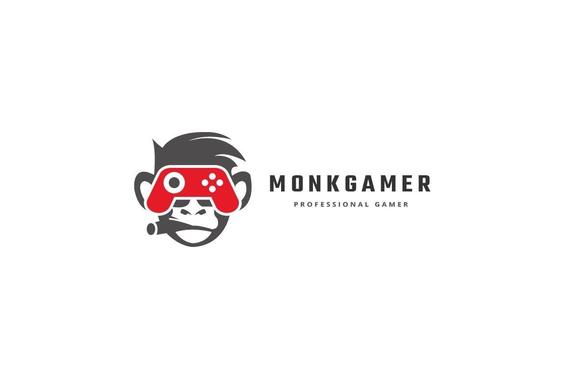 Monkey Gamer Logo example image 3