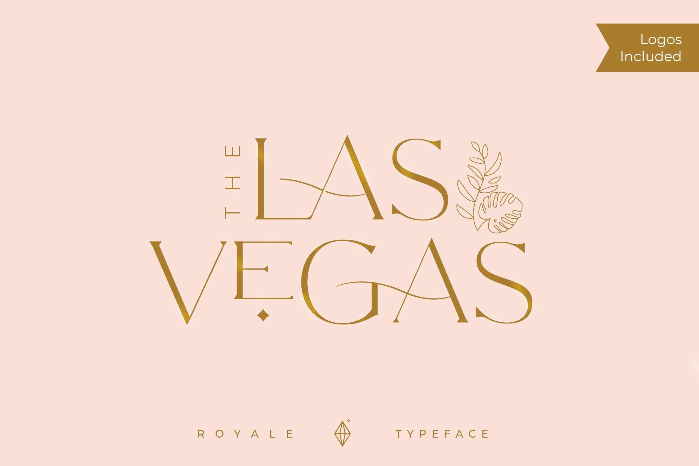 Royale Luxurious Typeface example image 8