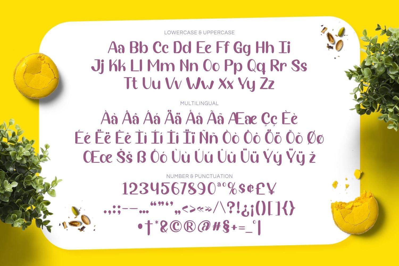 ElenaElizabeth - Playful & Cute Display Font example image 4