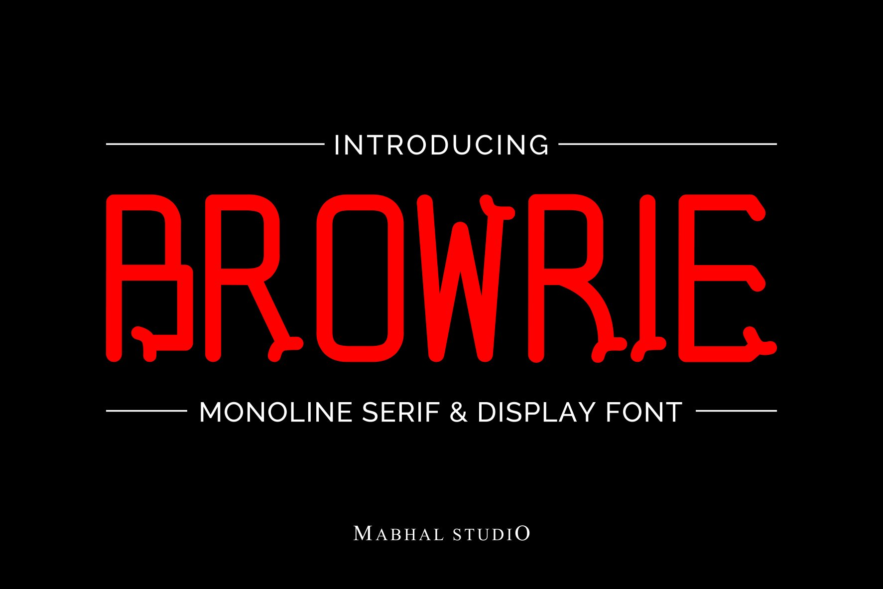 BROWRIE example image 1