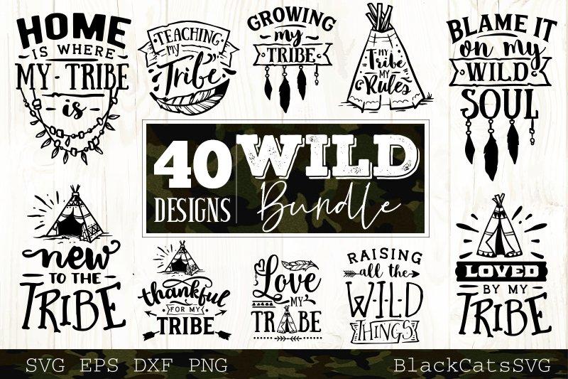 Mega Bundle 400 SVG designs vol 1 example image 22