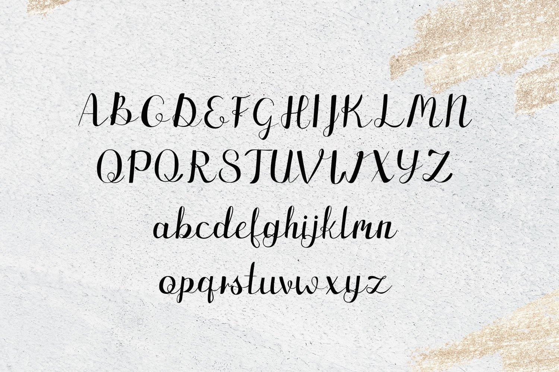 Edredon Font example image 6