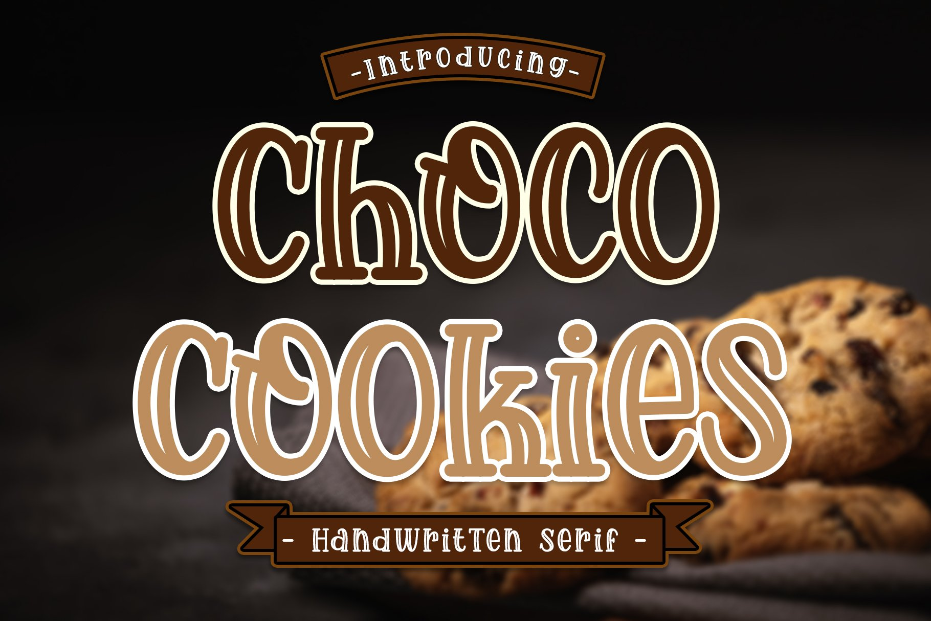 Choco Cookies example image 1