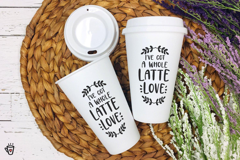 Latte Love Sans example image 2