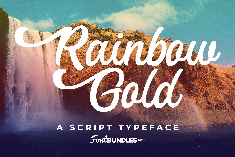 Rainbow Gold example image 1