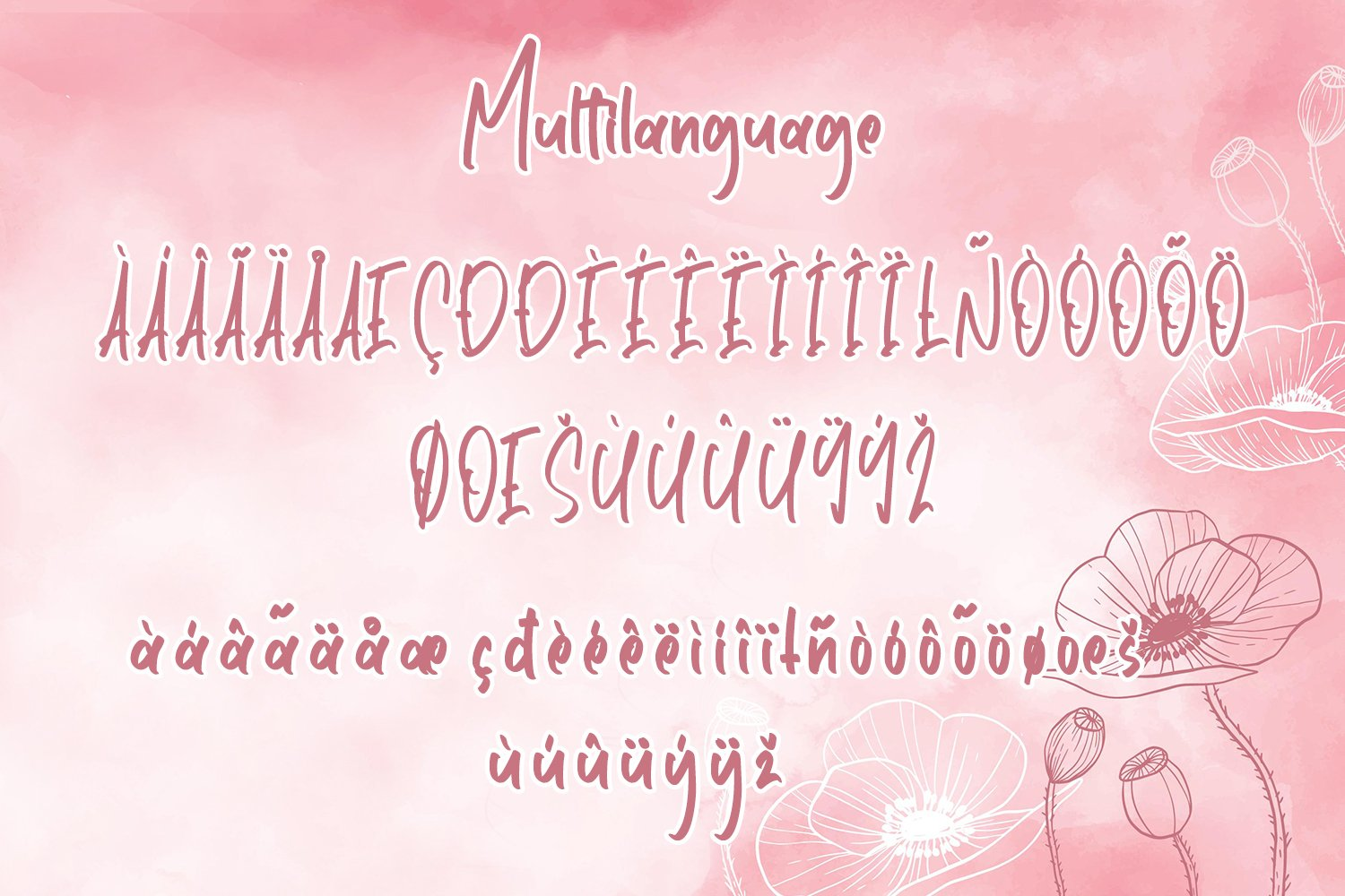Markeron - Marker Font with Swash example image 9