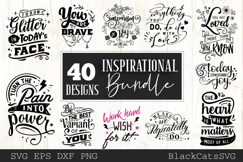 Mega Bundle 400 SVG designs vol 1 example image 29