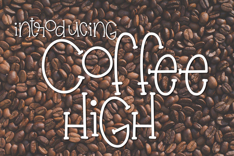 Coffee High example image 1