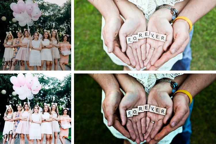 Wedding Mobile and Desktop Lightroom Presets example image 11