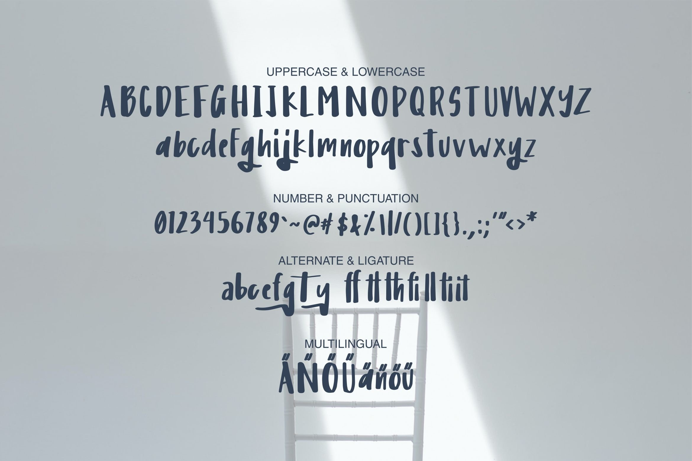Bethagie - A New Cute Font example image 4