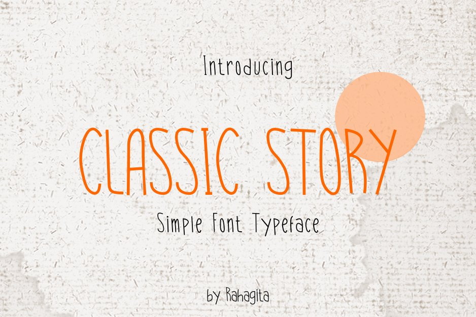 Classic Story example image 1