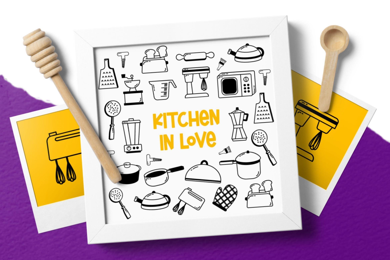 Kitchenware Dingbat example image 2